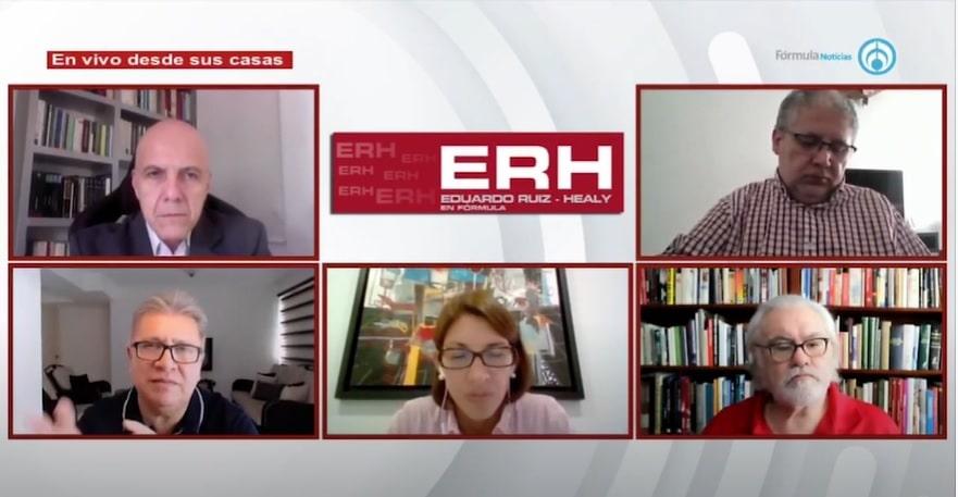 Aumenta violencia, intimidan a candidatos e inhibe el voto - Eduardo Ruiz-Healy En Fórmula