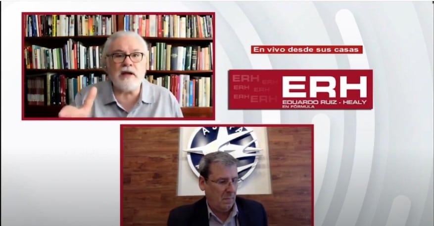 La FAA degrada a categoría 2 la seguridad aérea en México - Eduardo Ruiz-Healy En Fórmula