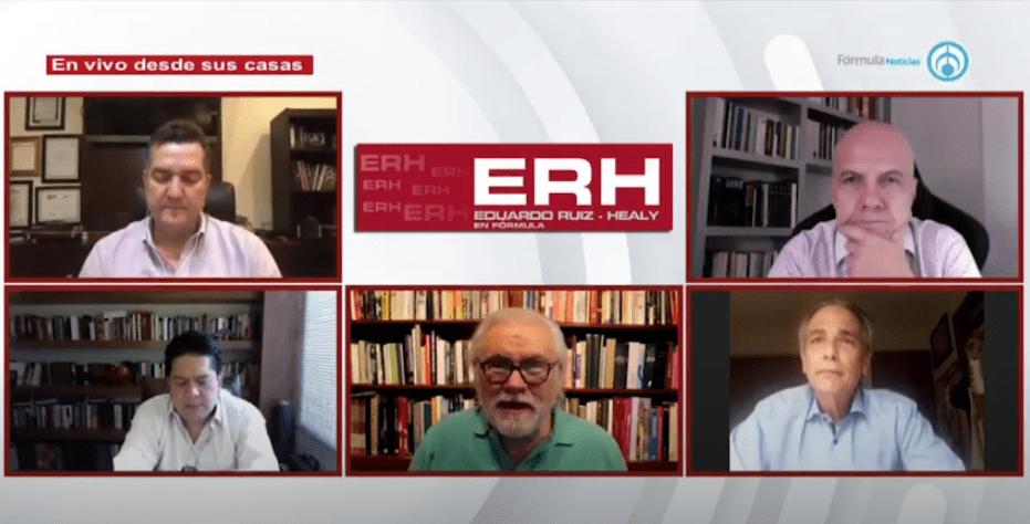 Linea 12. La austeridad, la incompetencia y la corrupción como explicadores de la tragedia - Eduardo Ruiz-Healy En Fórmula