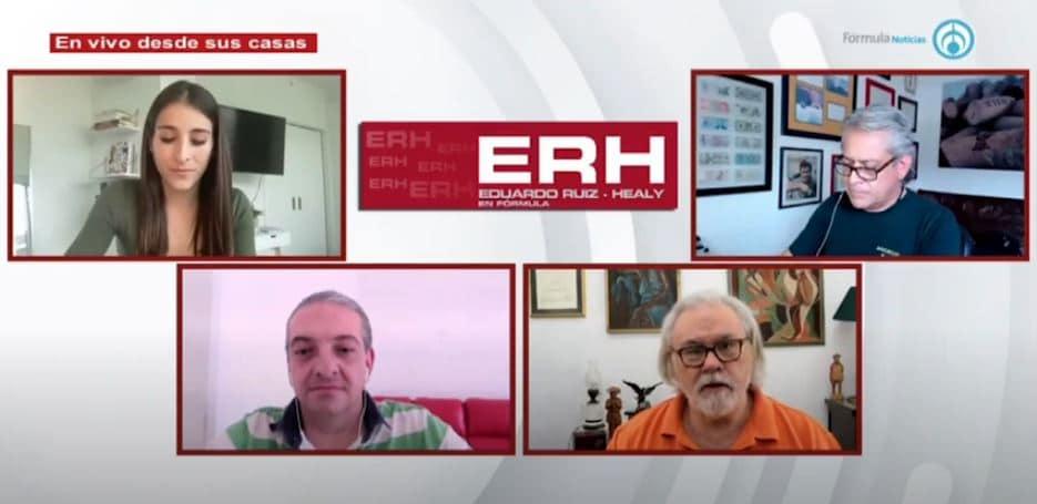Morena frena creación de comisión para investigar Línea 12 - Eduardo Ruiz-Healy En Fórmula