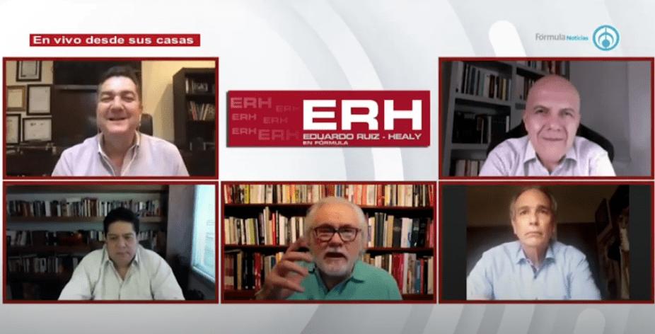 Urge inteligencia en el gobierno - Eduardo Ruiz-Healy En Fórmula