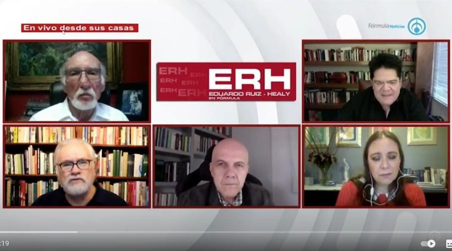 AMLO pedirá que se resuelvan casos de presos sin sentencias - Eduardo Ruiz-Healy En Fórmula