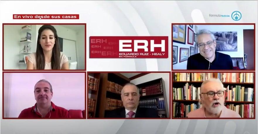 EEUU seguirá apoyando a periodistas y ONGs que investigan y denuncian la corrupción en sus países - Eduardo Ruiz-Healy En Fórmula