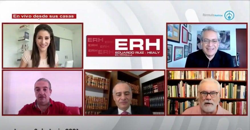 La relación Biden Putin rumbo a su primera reunión diplomática - Eduardo Ruiz-Healy En Fórmula