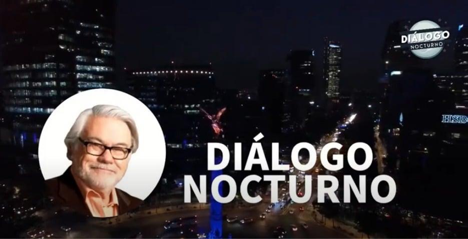 Esta noche. La estupidez de @HLGatell , la delincuencia desatada, los números reales de la pand... – Diálogo Nocturno