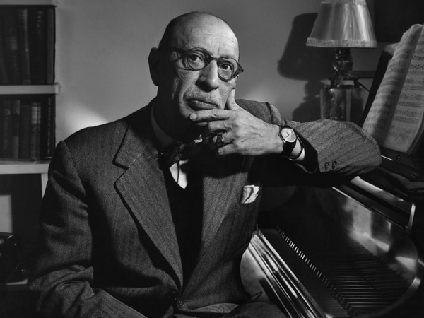 EFEMÉRIDE MUSICAL | Igor Stravinsky