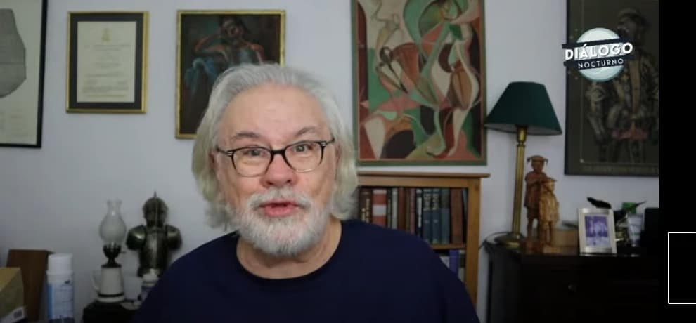 Es lunes y hoy Eduardo Ruiz-Healy platica con ustedes - Diálogo Nocturno