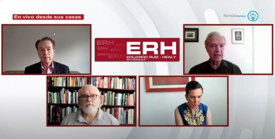 Golpe al grupo duro de ideólogos de Morena – Eduardo Ruiz-Healy Times