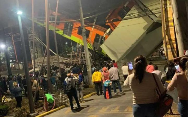 Hallazgos del Primer Peritaje Preliminar la Catástrofe de la Línea 12 del Metro de la Ciudad de México