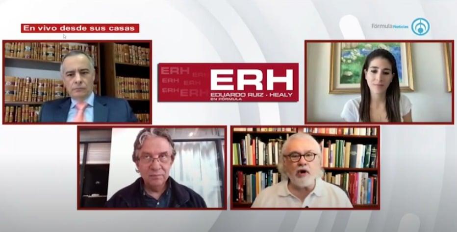 """Silvano Aureoles acusa un """"gobierno impuesto por el narco"""" – Eduardo Ruiz-Healy Times"""