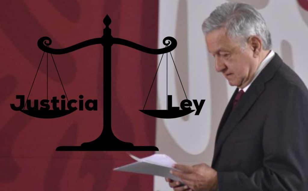¿Está la justicia por encima de la ley?