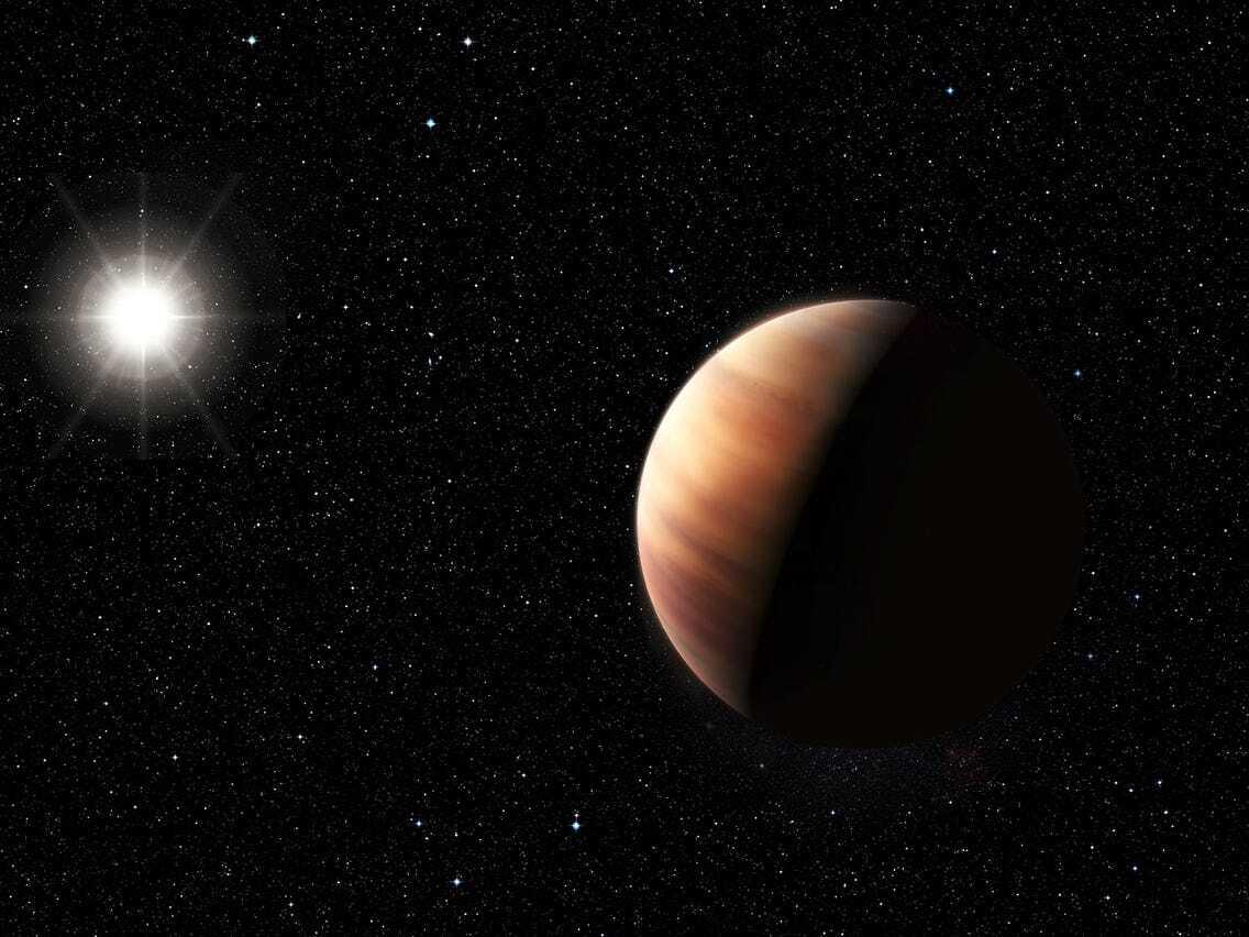 Júpiter y la vida en la Tierra