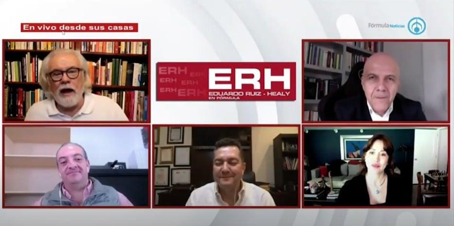 Entramos a otro proceso electoral. La consulta es un mandato de ley que se tiene que realizar. – Eduardo Ruiz-Healy Times