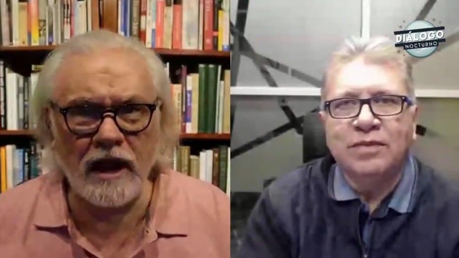 Esta noche: México vs. España / México a favor de Cuba y contra EEUU / Los destapes de AMLO - Diálogo Nocturno