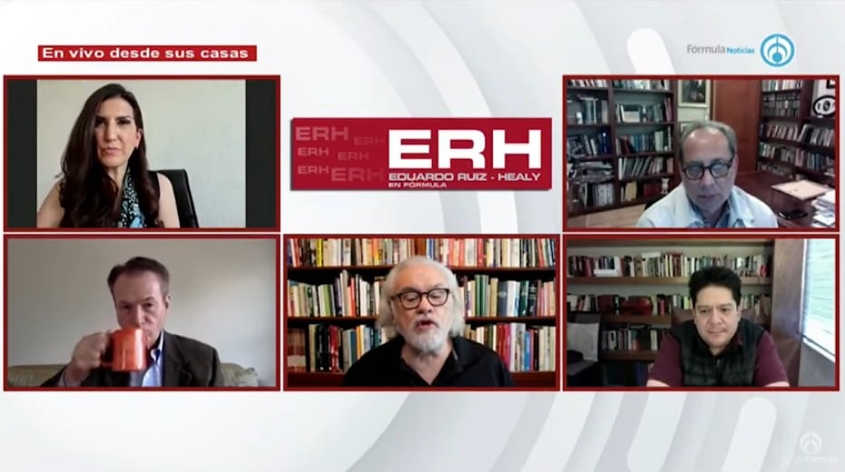 UIF por fin denuncia a Emilio Lozoya – Eduardo Ruiz-Healy Times