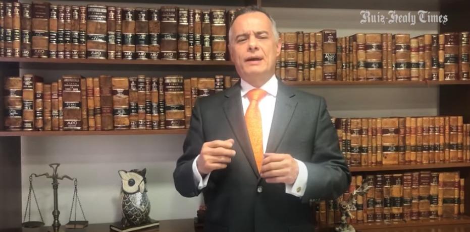 Zaldívar: La corrupción en los tribunales y un discurso viejo / por Eduardo Sodi