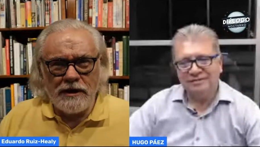Esta noche con Hugo Páez: La pandemia y la transformación de las grandes ideas / Pegasus / Prob... - Diálogo Nocturno