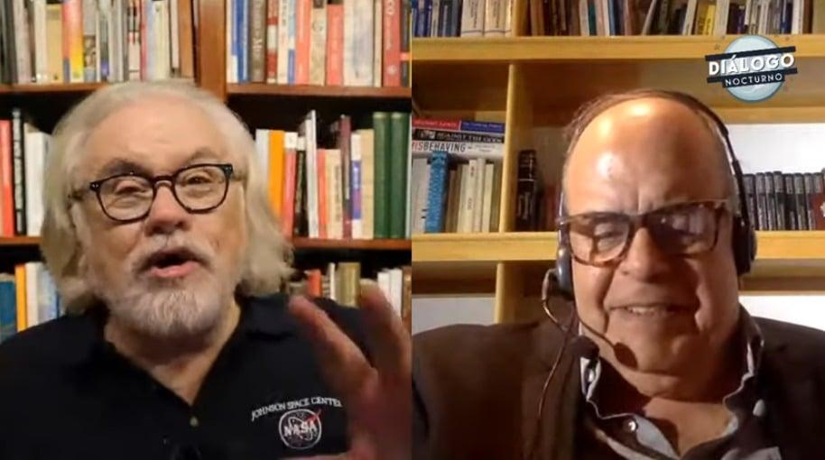 Esta noche con Antonio Castro: Inflación ¿Llegó para quedarse? / ¿Qué ue debería incluir un... - Diálogo Nocturno