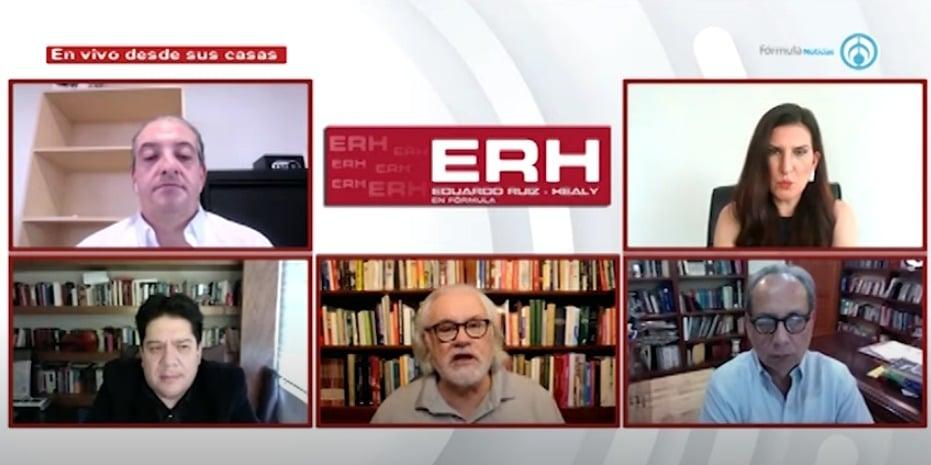 463 965 guardias nacionales y policías no son capaces de cuidarnos – Eduardo Ruiz-Healy Times