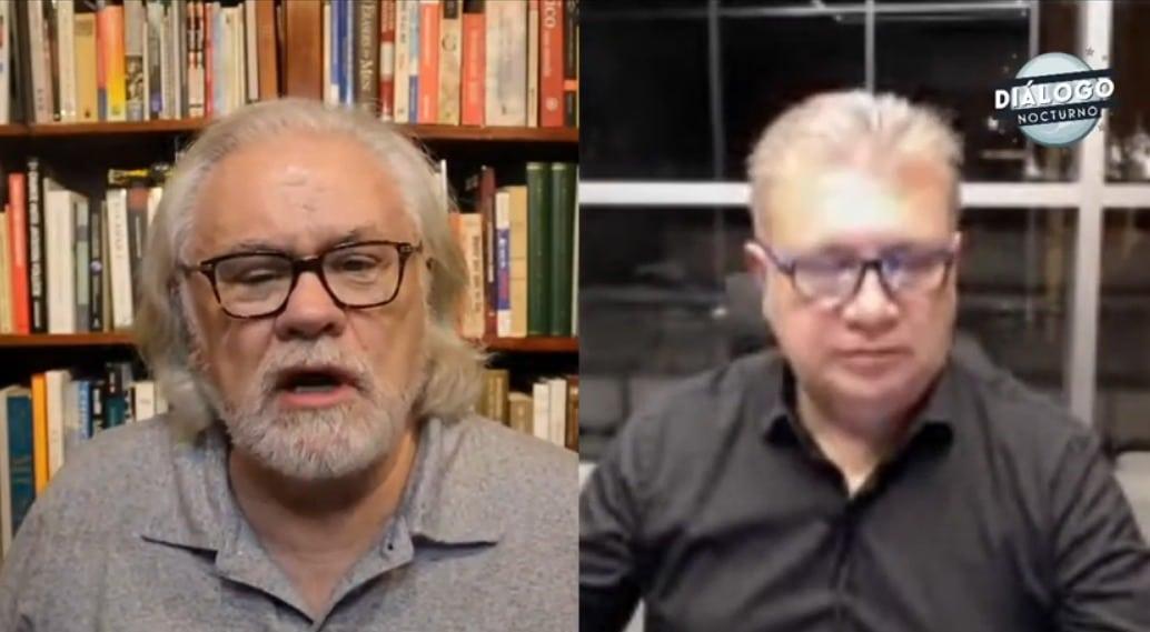 Esta noche con Hugo Páez dialogaremos acerca de: ¿Congelar precios del gas? / Optimismo de FMI ... - Diálogo Nocturno