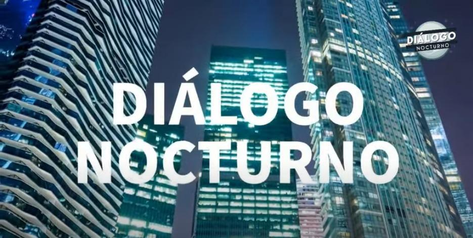 Esta noche. Todos los días se aprende algo y como candidata @Jorgina_Gaxiola aprendió y conoc... – Diálogo Nocturno