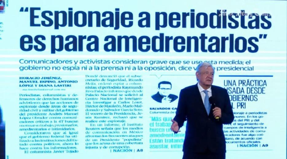 """El """"mentirómetro"""": otro acto inconstitucional de AMLO / por Eduardo Sodi"""