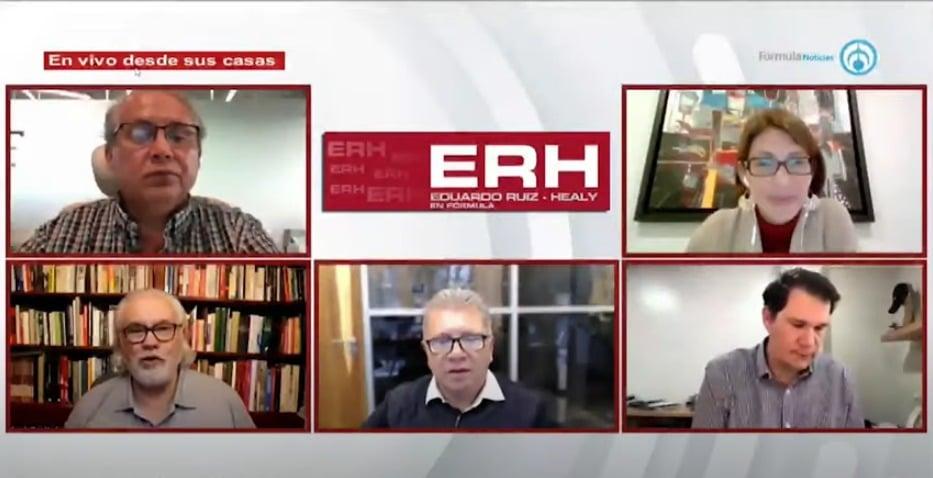 Reitera AMLO el abrazos no balazos contra el crimen organizado – Eduardo Ruiz-Healy Times
