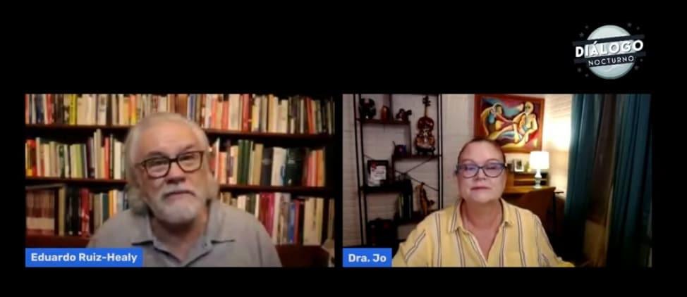 Esta noche con la Dra. Jo: ¿Qué sabemos de la variante Delta del coronaviris? ¿Estás en riesg... – Diálogo Nocturno