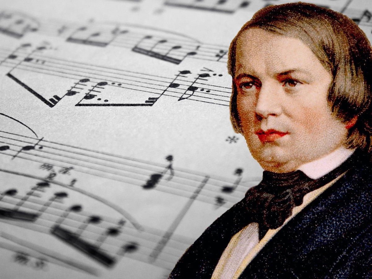 EFEMÉRIDE MUSICAL - Robert Schumann