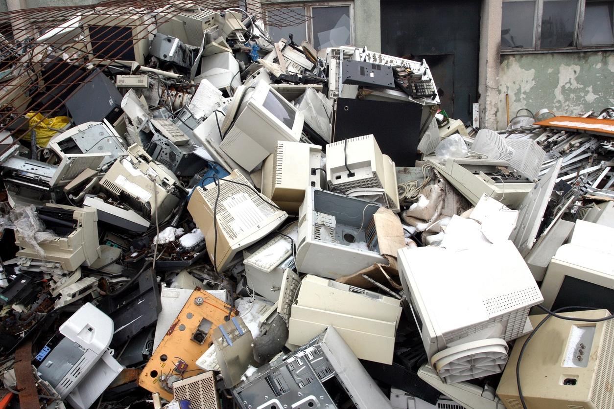 La basura electrónica, ¿qué hacemos con ella?