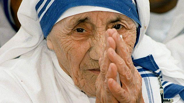 EFEMÉRIDE MUSICAL - Madre Teresa de Calcuta