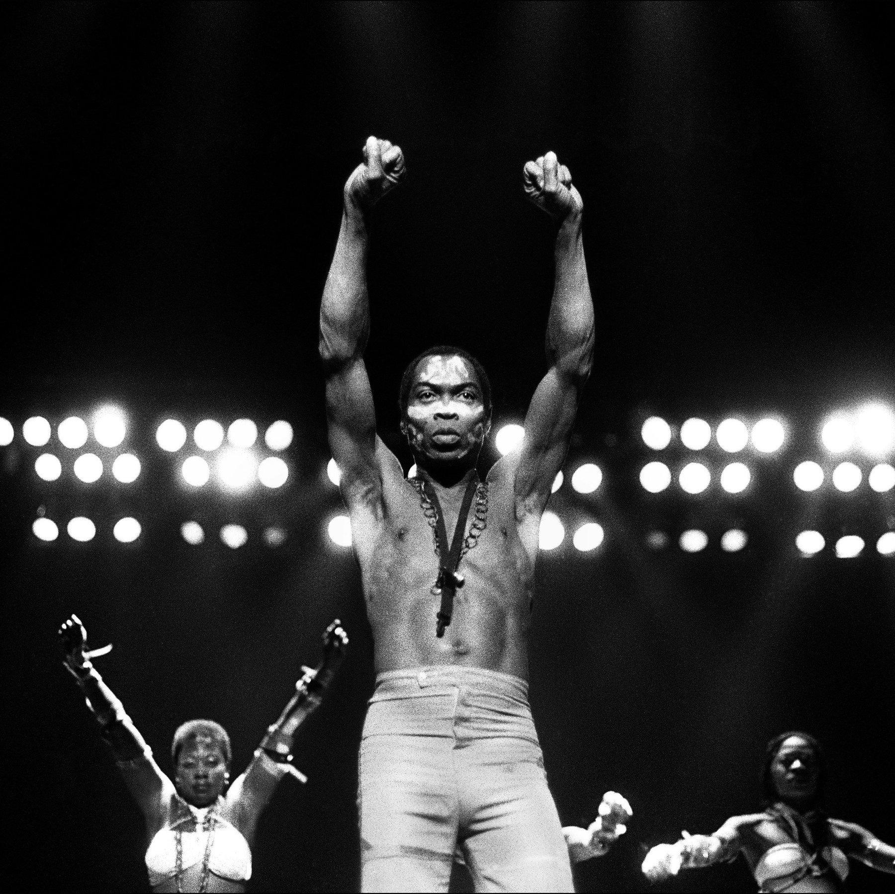 EFEMÉRIDE MUSICAL - Fela Kuti