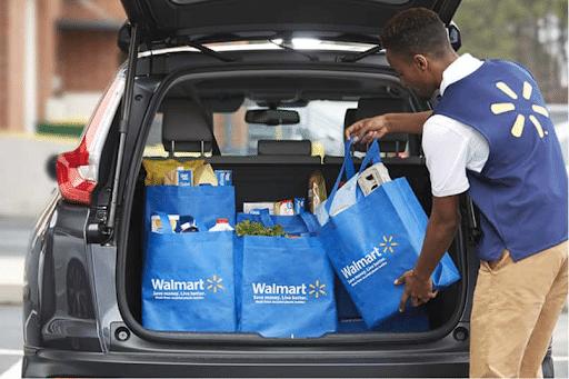 Las ventas de Walmart en los Estados Unidos superan las expectativas