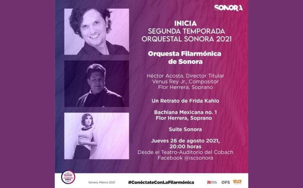 Segunda Temporada Orquestal Sonora