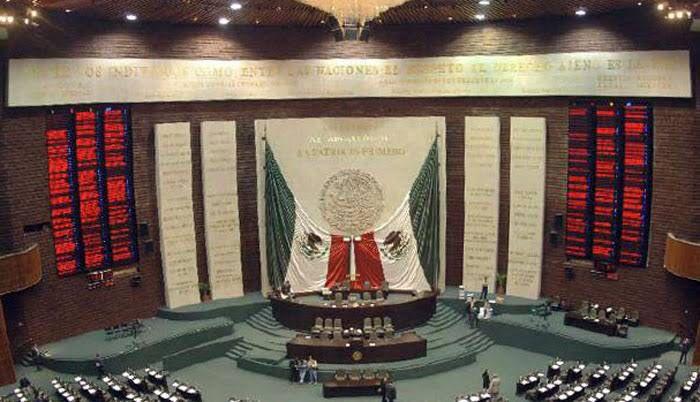 camara de diputados y senadores mexico