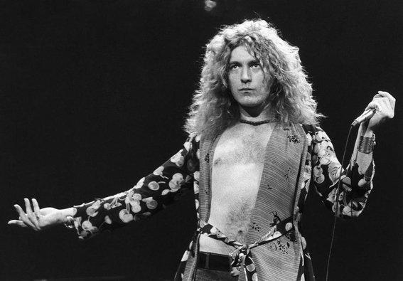 EFEMÉRIDE MUSICAL - Robert Plant