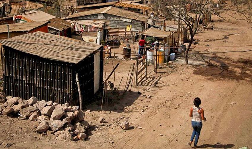 pobreza en Nuevo León