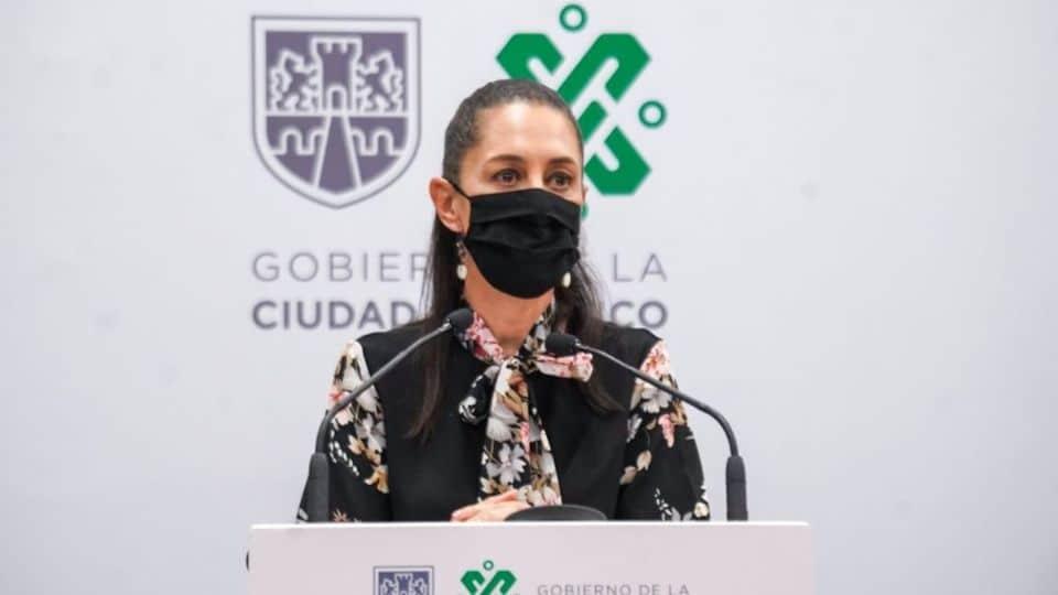 Claudia mejor calificada que López Obrador, llega al tercer Informe con la sombra de Ebrard y Monreal