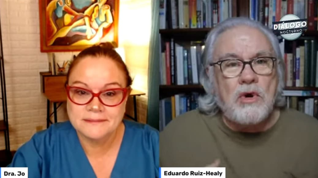 Esta noche con la Dra. Jo Lo que quieres saber de vacunas, no solo contra el Covid19 Qué nos ... - Diálogo Nocturno