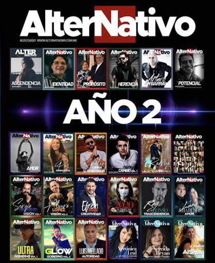 Segundo aniversario de la Revista AlterNaivo: Pensamiento libre
