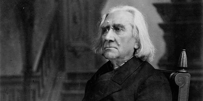 EFEMÉRIDE MUSICAL - Franz Liszt