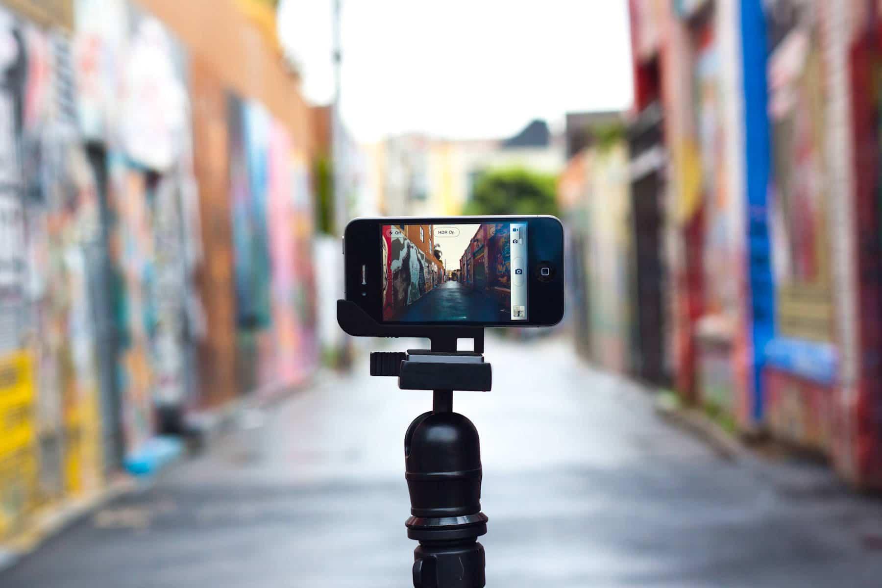 Foto y video en Smartphones
