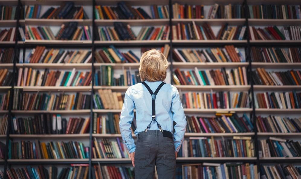 Niños y libros: la importancia de la lectura en el desarrollo pensamiento crítico