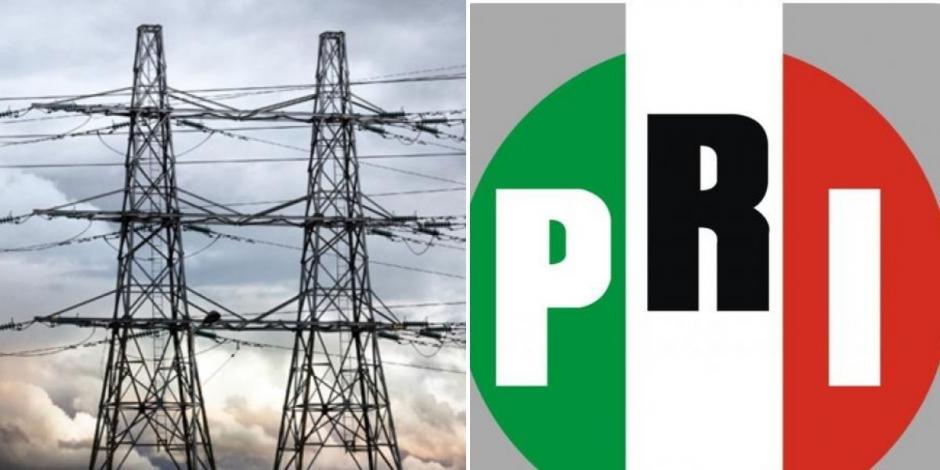Reforma Eléctrica, la fuerza del PRI para empoderar más a la 4T y debilitar a la oposición
