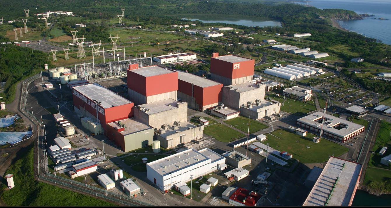 Es la central nucleoeléctrica de Laguna Verde un peligro latente?